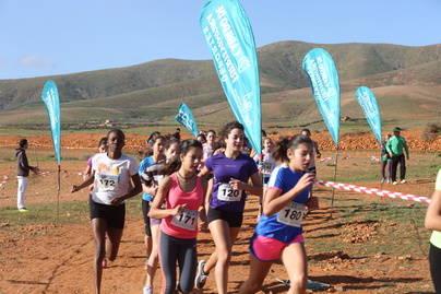 XII Torneo Escolar de Campo a Través en Fuerteventura