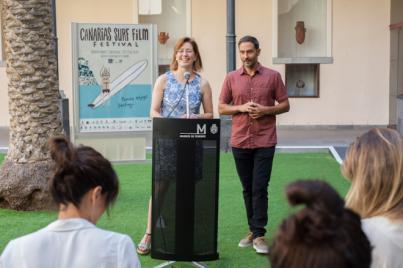 Canarias Surf Film Festival arranca esta semana en el Museo de la Naturaleza y el Hombre