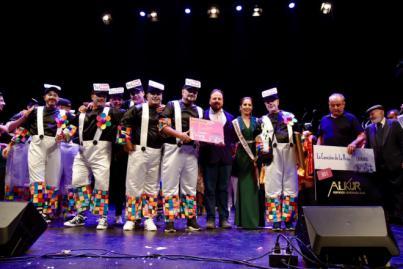 Las letras y la picardía de Los Cornucas Atómicos conquistan al jurado de 'La Canción de la Risa'