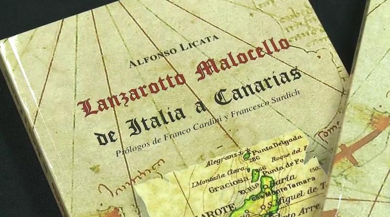 Se edita en castellano la historia del navegante genovés que dio nombre a Lanzarote