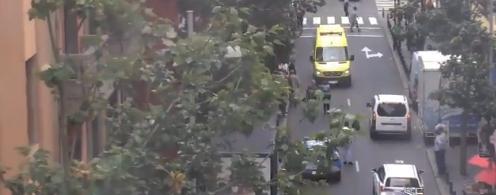 Una mujer fallece al caer desde la quinta planta de un edificio en LPGC