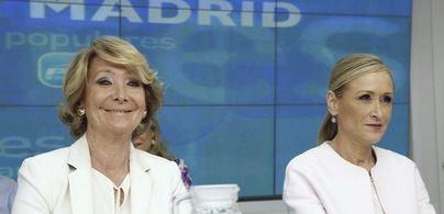 Imputan a Aguirre y Cifuentes por la financiación del PP madrileño
