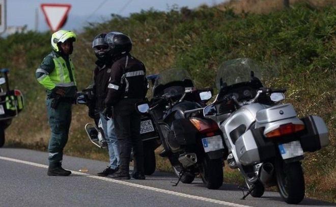 La DGT aumenta las sanciones para las infracciones en moto