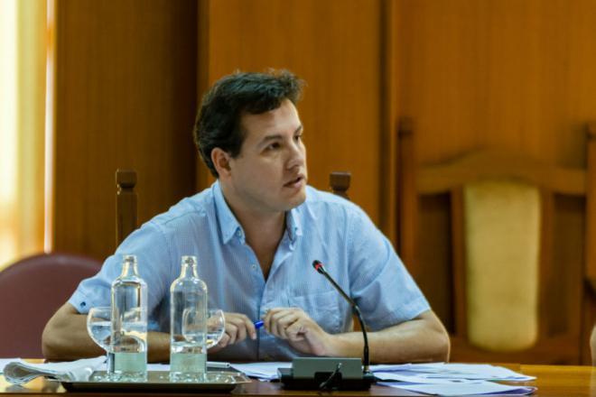 San Ginés nos veta en pleno por destapar un nuevo escándalo de Francisco Fabelo