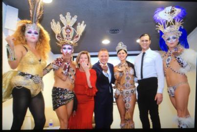 El Carnaval de Las Palmas de Gran Canaria se presenta en Madrid