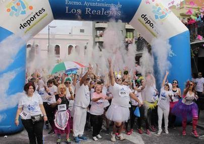 Los Realejos repetirá el 25 de febrero su 'Carrera del Color' como cita deportiva carnavalera y solidaria