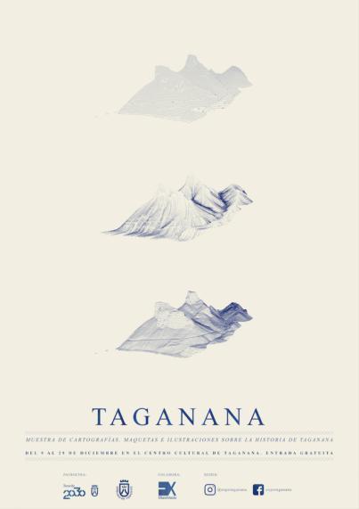 Una exposición se adentra en el primer siglo de vida de Taganana