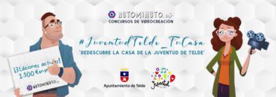 Telde invita a la juventud del municipio a participar en el certamen de video-creación 'NutoMinuto'
