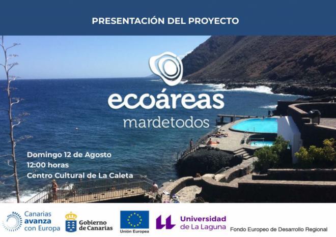 Valverde propone incluir a La Caleta en la red de áreas ecoturísticas