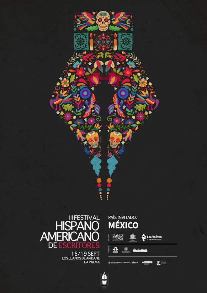 La isla de La Palma presenta en Madrid el III Festival Hispanoamericano de Escritores