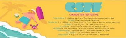 'Canarias Surf Film Festival' llega a La Palma