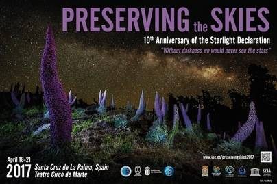 "Presentado el programa del congreso multidisciplinar ""Preserving the Skies"""