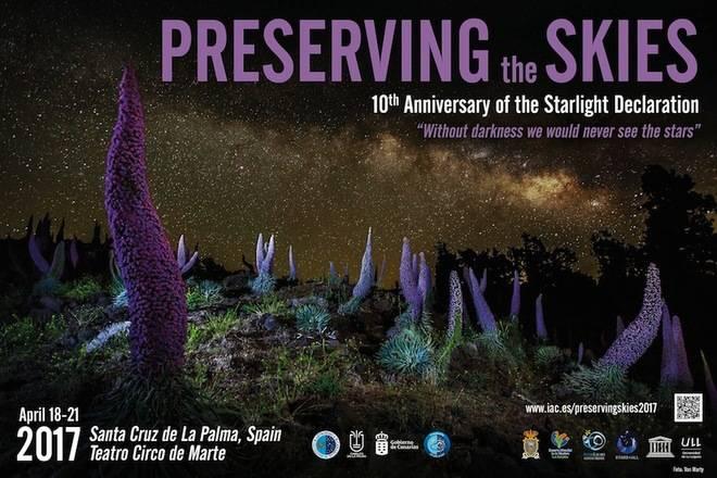 """Presentado el programa del congreso multidisciplinar """"Preserving the Skies"""""""