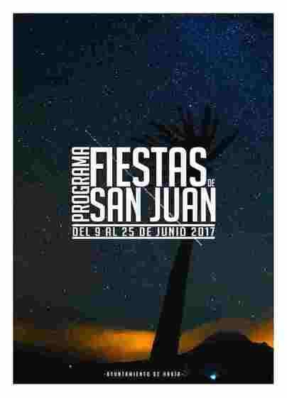 Arrancan las Fiestas de San Juan en Haría