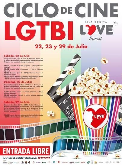 El Isla Bonita Love Festival acogerá el primer ciclo de cine LGTBI
