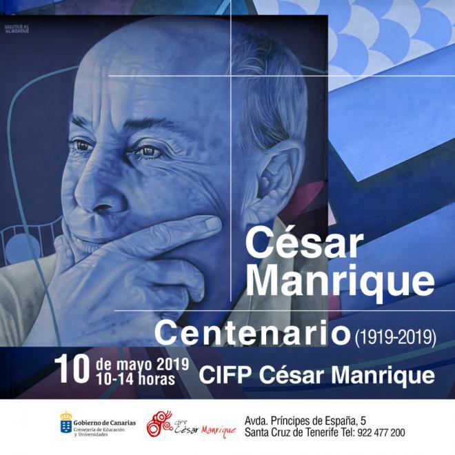 Centenario de César Manrique en 'El César'