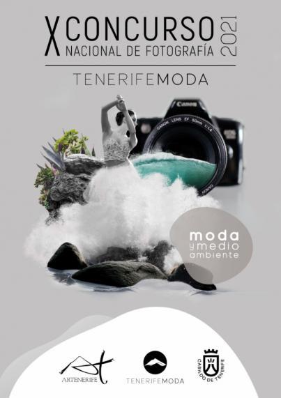 Convocada la décima edición del Concurso Nacional de Fotografía de Tenerife Moda