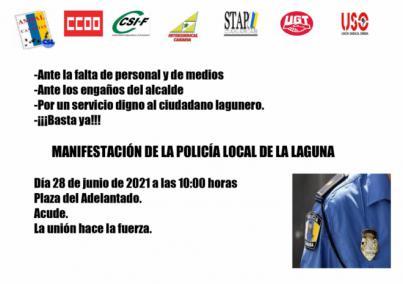 Policía Local de San Cristóbal de la Laguna