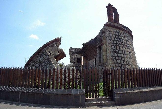 Santa Cruz abre el plazo del concurso de ideas para la recuperación del Castillo de San Andrés