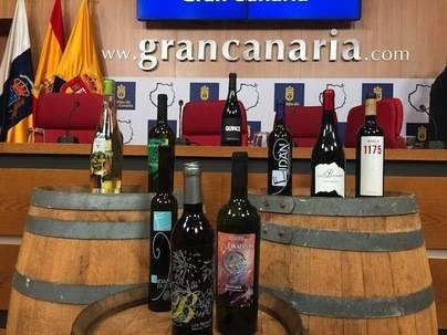 Premiados los mejores vinos de la Isla de Gran Canaria 2017