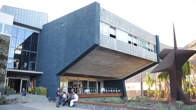 Centro Oceanográfico de Canarias.