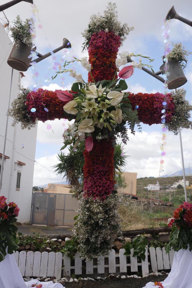 El Centro Cultural Tamaragua gana el Concurso de Cruces de las Fiestas de Mayo