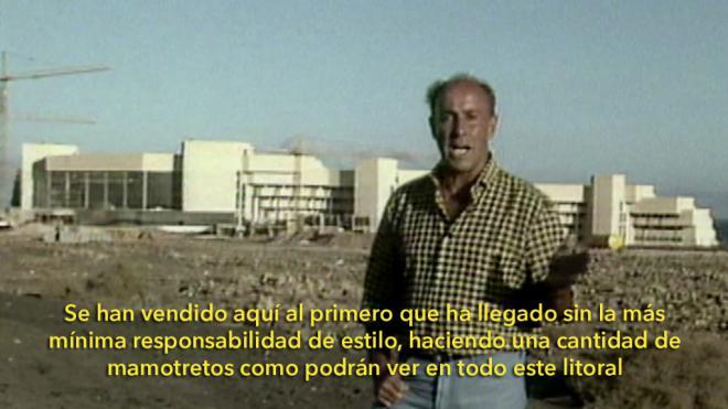 La exposición En medio de su orgullo reivindica el compromiso social de Cesar Manrique