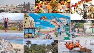 Los 21 imprescindibles de Chavetas para disfrutar de Las Palmas de Gran Canaria