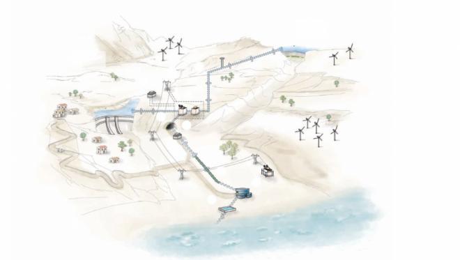 NC impulsa una iniciativa para que el Parlamento conozca el proyecto medioambiental de Chira-Soria