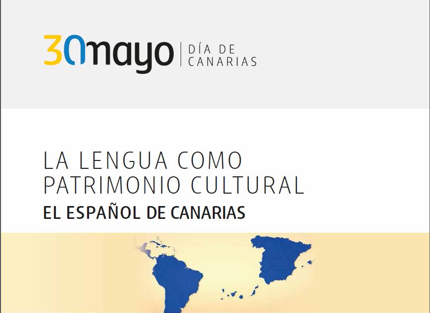 El español que se habla en las Islas, objeto de atención en un ciclo de conferencias por el Día de Canarias