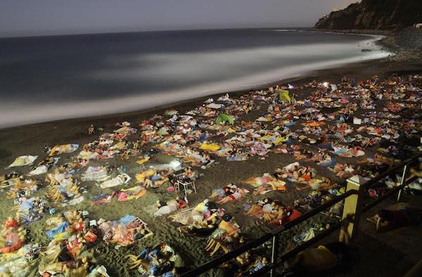 El Socorro vuelve a ser 'Una playa de cine'
