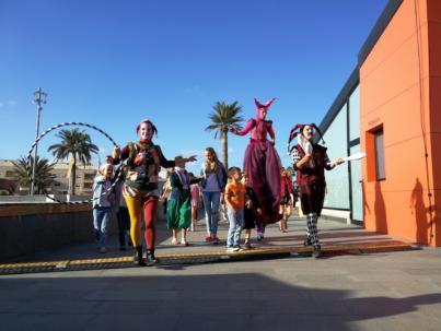 Comienza la 29ª Feria Insular del Libro de Fuerteventura