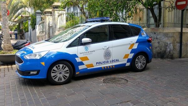 Resultado de imagen de policía local tenerife
