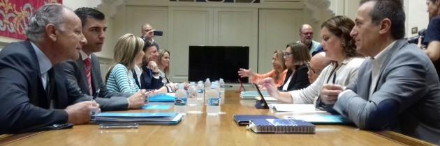 CC-PNC y PP aplazan la reunión de este viernes por falta de avances en materia fiscal