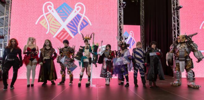 El cosplayer Jota Vamps revalida su título de campeón en el concurso TLP Tenerife Summer 2019