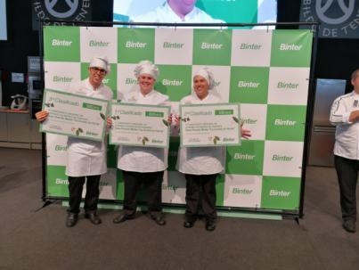 Lilia Valdivia gana el Campeonato Regional de Jóvenes Cocineros en GastroCanarias