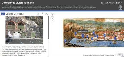 El Cabildo desarrolla una app para conocer la historia de Santa Cruz de La Palma
