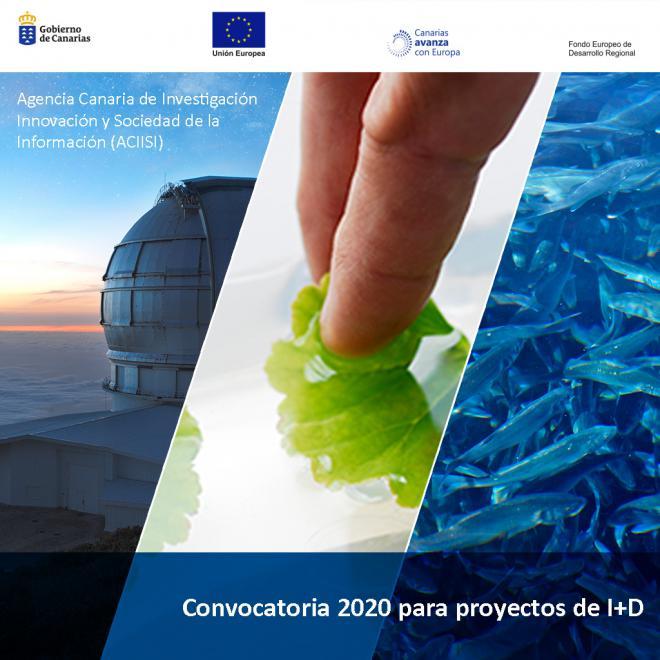 ACIISI destina más de 3,6 millones de euros a proyectos de I+D