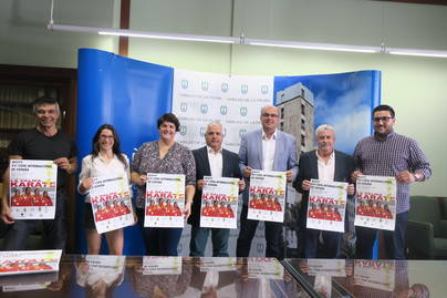 La Palma, referente del kárate con la celebración de la Copa de España