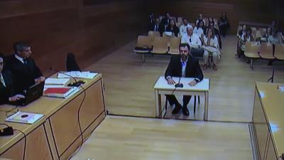 El jurado declara no culpable al único acusado del crímen de la CAM