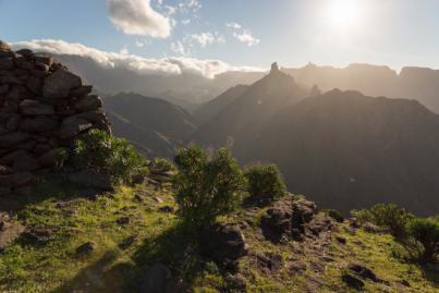 Gran Canaria aprueba la constitución del Instituto de Risco Caído y las Montañas Sagradas