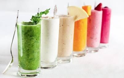 Los beneficios de los Smoothies Antiox, en el aula de cocina del Mencey