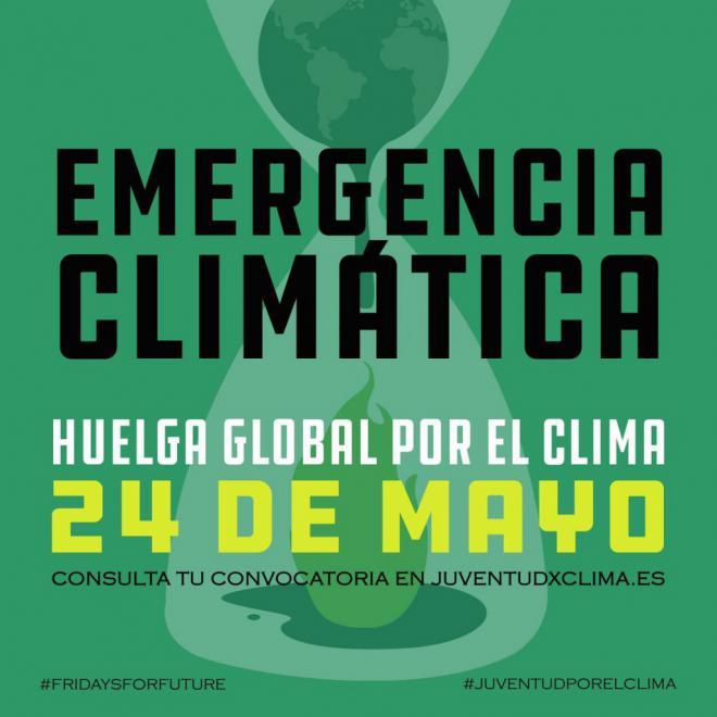 El movimiento Fridays for Future vuelve a la calle con una segunda huelga climática global