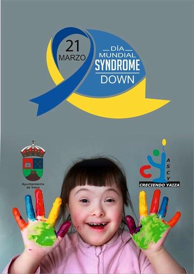 Yaiza reivindica la plena inclusión el Día Mundial del Síndrome de Down