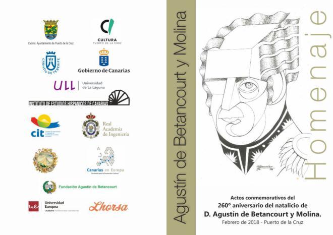 Conmemoración el 260º aniversario del nacimiento de Agustín de Betancourt y Molina