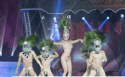 El Carnaval de Santa Cruz de La Palma encara su recta final