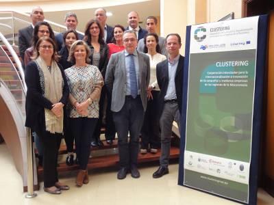 Economía presenta el lanzamiento del proyecto Clustering