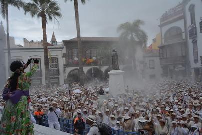 Los Indianos se convierten en corazón del Carnaval en Canarias