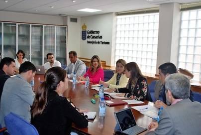 Gobierno y cabildos acercan posturas para la creación de la ventanilla única turística