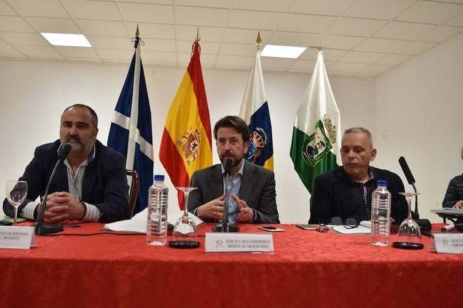 La rehabilitación del Polígono La Campana y prevé su finalización en dos años